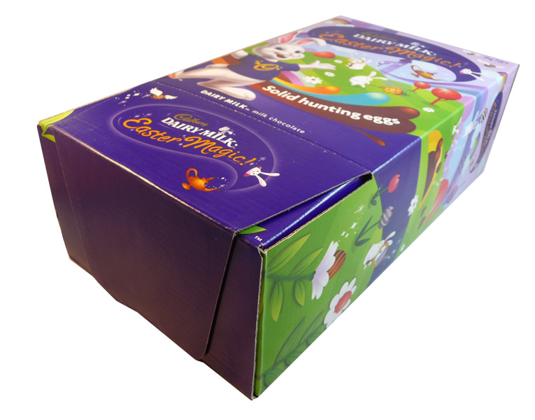 Cadbury Dairy Milk Easter Magic Solid Hunting Eggs, by Cadbury,  and more Confectionery at The Professors Online Lolly Shop. (Image Number :3150)