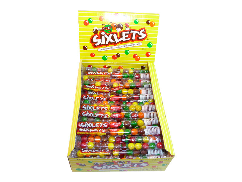 Sixlets, by Sixlets,  and more Confectionery at The Professors Online Lolly Shop. (Image Number :3226)