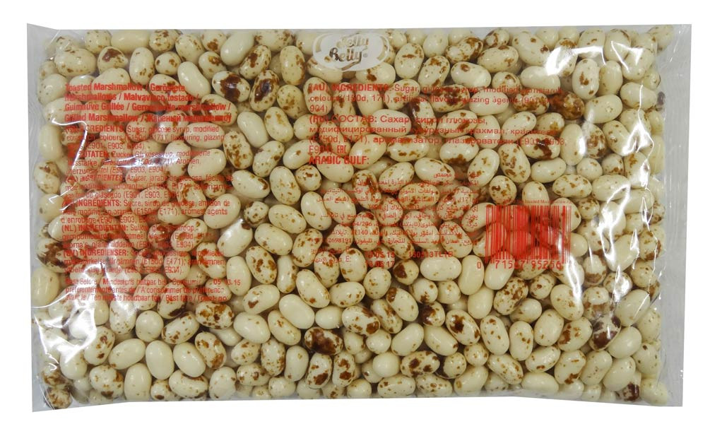 Jelly Belly - Gourmet Jelly Beans - Toasted Marshmallow, by Jelly Belly,  and more Confectionery at The Professors Online Lolly Shop. (Image Number :9158)