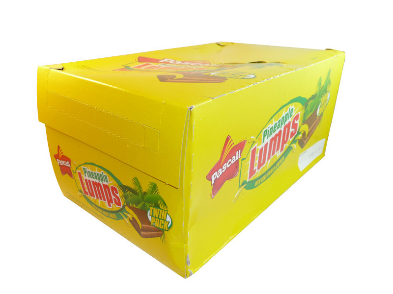 Pascall Pineapple Lumps, by Pascall,  and more Confectionery at The Professors Online Lolly Shop. (Image Number :3219)