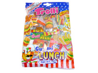 Trolli Gummi Lunch, by Trolli,  and more Confectionery at The Professors Online Lolly Shop. (Image Number :3293)