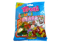 Trolli Gummi Bears, by Trolli,  and more Confectionery at The Professors Online Lolly Shop. (Image Number :3300)