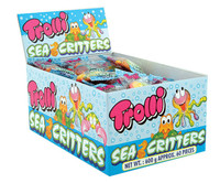 Trolli Sea Critters, by Trolli,  and more Confectionery at The Professors Online Lolly Shop. (Image Number :7373)