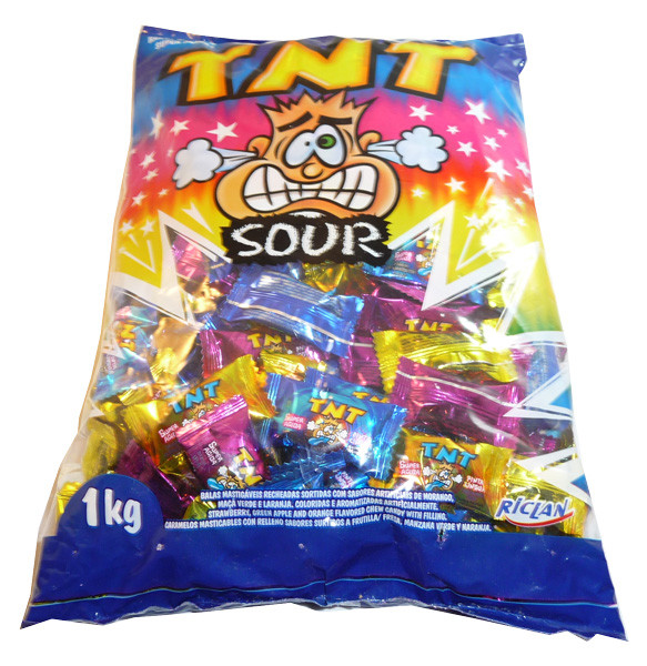 TNT Sours - Tongue Painter, by TNT,  and more Confectionery at The Professors Online Lolly Shop. (Image Number :3575)