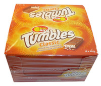 Tumbles - Classic, by Sun Rice,  and more Confectionery at The Professors Online Lolly Shop. (Image Number :3436)