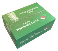 Fry s Peppermint Cream, by Cadbury,  and more Confectionery at The Professors Online Lolly Shop. (Image Number :3441)
