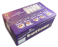 Cadbury Dairy Milk Buttons, by Cadbury,  and more Confectionery at The Professors Online Lolly Shop. (Image Number :3457)
