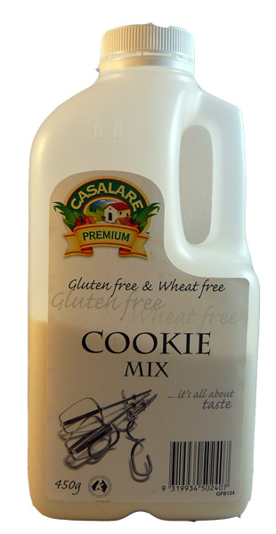 Casalare Cookie Mix, by Casalare,  and more Snack Foods at The Professors Online Lolly Shop. (Image Number :3467)
