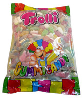 Trolli Sour Groovy Mix, by Trolli,  and more Confectionery at The Professors Online Lolly Shop. (Image Number :3500)