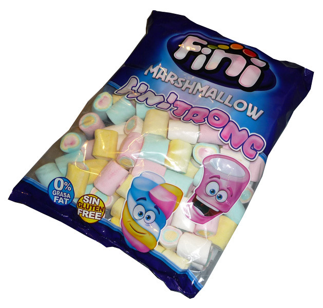 Fini Marshmallow Finitronic - Rainbow, by Fini,  and more Confectionery at The Professors Online Lolly Shop. (Image Number :3684)