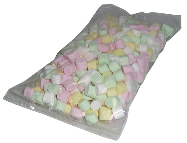 Betta Mini Marshmallows Multicolour, by Betta Foods,  and more Confectionery at The Professors Online Lolly Shop. (Image Number :3712)