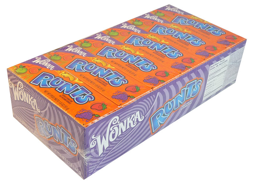 Wonka Runts, by Wonka,  and more Confectionery at The Professors Online Lolly Shop. (Image Number :3744)