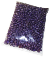Mini Jelly Beans - Purple with a Grape Flavour, by Budget Sweets,  and more Confectionery at The Professors Online Lolly Shop. (Image Number :5683)