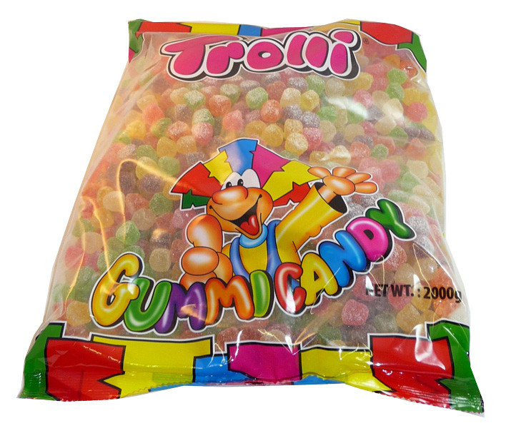 Trolli Sour Mini Dots, by Trolli,  and more Confectionery at The Professors Online Lolly Shop. (Image Number :4130)