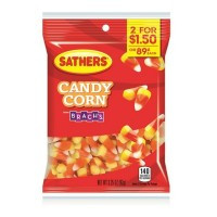 Sather Candy Corn, by Other/sather,  and more Confectionery at The Professors Online Lolly Shop. (Image Number :11149)