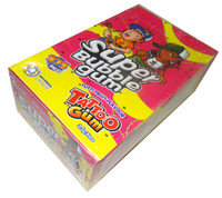 Super Bubble Gum - Tutti Fruit Flavour Tattoo Gum, by Universal Candy,  and more Confectionery at The Professors Online Lolly Shop. (Image Number :4467)