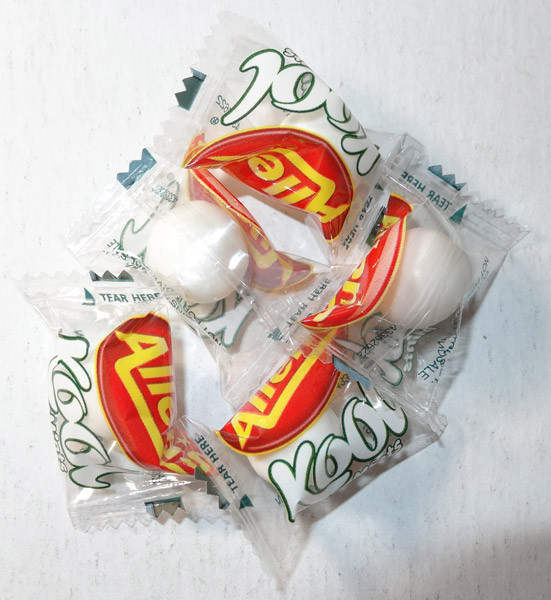 Allens Kool Mints - 5kg box of Wrapped individual mints, by Allens Confectionery,  and more Confectionery at The Professors Online Lolly Shop. (Image Number :6142)