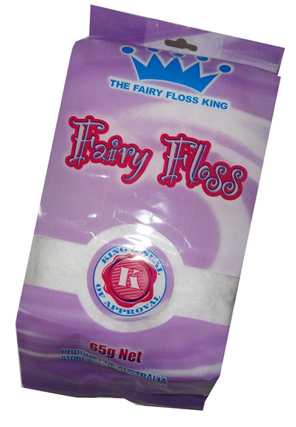 The Fairy Floss King, by The Fairy Floss King,  and more Confectionery at The Professors Online Lolly Shop. (Image Number :6406)