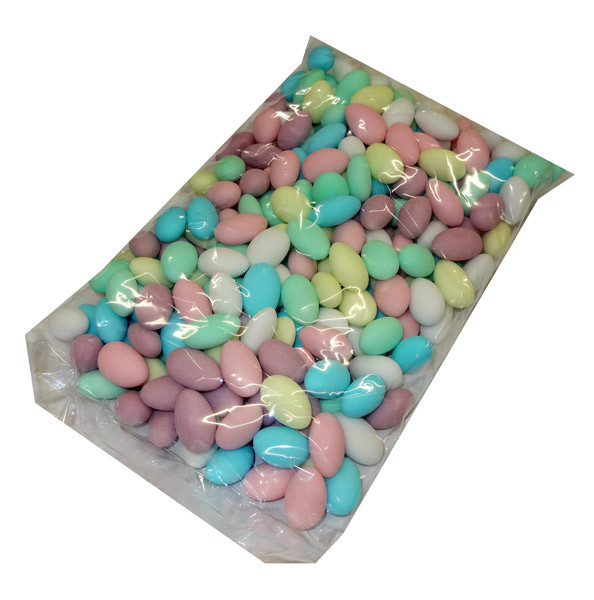 Sugar Coated Almonds - Mixed Colours, by Confectionery House/Other,  and more Confectionery at The Professors Online Lolly Shop. (Image Number :4514)