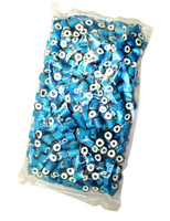 Rock Candy - Dark Blue and White - Star Center, by Designer Candy,  and more Confectionery at The Professors Online Lolly Shop. (Image Number :6153)