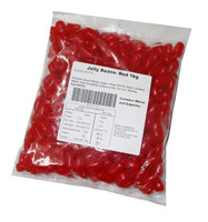 Prydes Jelly Beans - Red, by Pryde Confectionery,  and more Confectionery at The Professors Online Lolly Shop. (Image Number :4704)