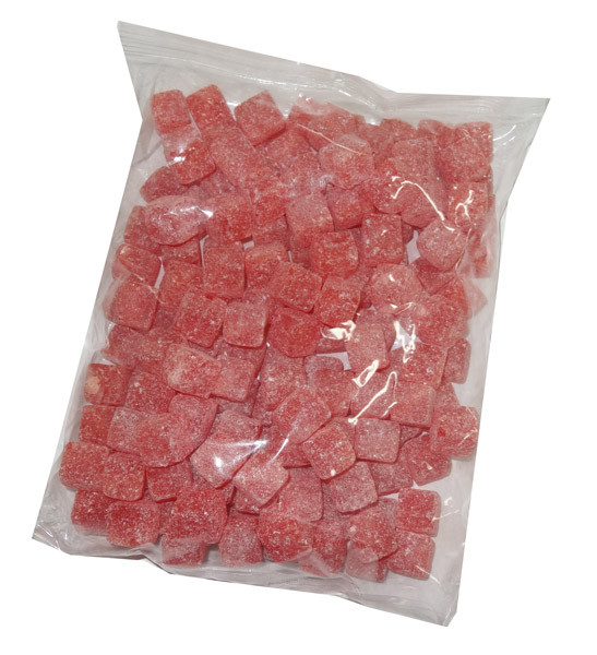 Kola Cubes, by Kingsway/Other,  and more Confectionery at The Professors Online Lolly Shop. (Image Number :4806)