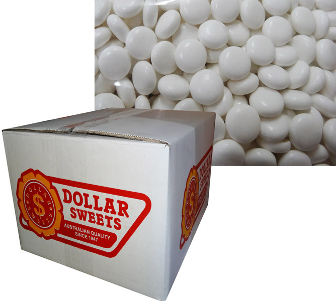 Dollar Sweets - Mint Drops, by Candy Brokers/Dollar Sweets,  and more Confectionery at The Professors Online Lolly Shop. (Image Number :7266)