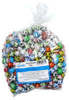 Choc Sports Balls, by Kingsway/Other,  and more Confectionery at The Professors Online Lolly Shop. (Image Number :4239)