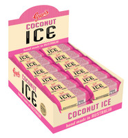 Gran s - Coconut Ice, by Grans,  and more Confectionery at The Professors Online Lolly Shop. (Image Number :10292)