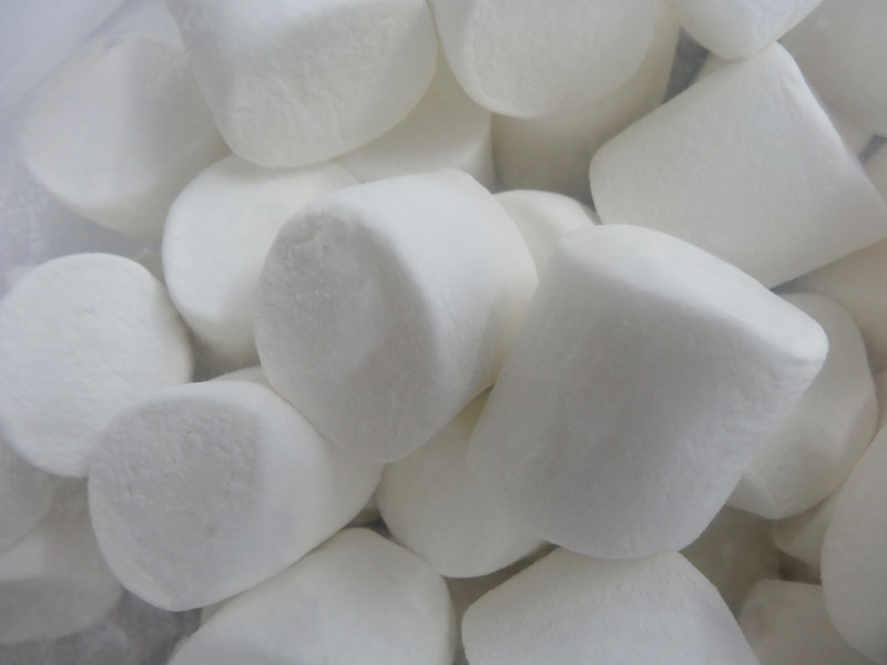 Large White Marshmallows, by AllFect Distributors/Marshies,  and more Confectionery at The Professors Online Lolly Shop. (Image Number :4367)