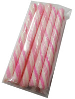 Candy Sticks - Pink, by Oriental Trading Company/Other,  and more Confectionery at The Professors Online Lolly Shop. (Image Number :4339)