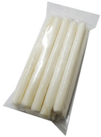Candy Sticks - White, by Oriental Trading Company/Other,  and more Confectionery at The Professors Online Lolly Shop. (Image Number :4340)