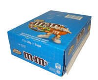 M&M Crispy, by Mars,  and more Confectionery at The Professors Online Lolly Shop. (Image Number :4629)