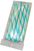 Candy Sticks - Light Blue, by Oriental Trading Company/Other,  and more Confectionery at The Professors Online Lolly Shop. (Image Number :4489)