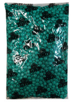 Single Colour M&M's - Aqua Green (2.27kg bag)