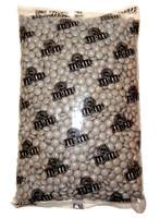 Single Colour M&M's - Silver (2.27kg bag)