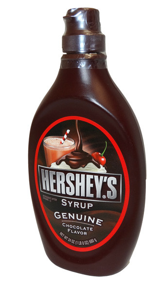 Hersheys Chocolate Syrup and more Snack Foods at The Professors Online Lolly Shop. (Image Number :4627)