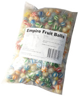 Empire Fruit Balls, by AllFect Distributors,  and more Confectionery at The Professors Online Lolly Shop. (Image Number :5932)
