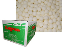 Fizzoes Box - White, by Lagoon Confectionery,  and more Confectionery at The Professors Online Lolly Shop. (Image Number :6084)