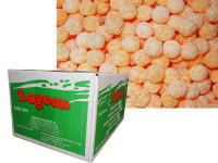 Fizzoes Box - Orange, by Lagoon Confectionery,  and more Confectionery at The Professors Online Lolly Shop. (Image Number :6087)