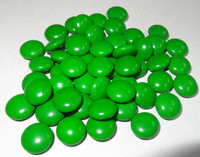 Candy Buffet Buttons - Green, by The Professors Tasty Technology,  and more Confectionery at The Professors Online Lolly Shop. (Image Number :4973)