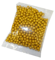 Sixlets - Shimmer Gold, by Sixlets,  and more Confectionery at The Professors Online Lolly Shop. (Image Number :5118)