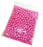 Sixlets - Hot Pink, by Sixlets,  and more Confectionery at The Professors Online Lolly Shop. (Image Number :5338)