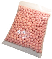 Sixlets - Light Pink, by Sixlets,  and more Confectionery at The Professors Online Lolly Shop. (Image Number :5337)