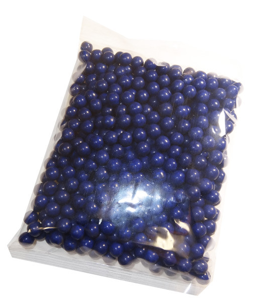 Sixlets - Navy Blue, by Sixlets,  and more Confectionery at The Professors Online Lolly Shop. (Image Number :5340)
