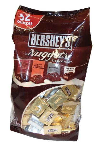 Hersheys Nuggets, by Hersheys,  and more Confectionery at The Professors Online Lolly Shop. (Image Number :5492)
