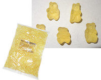 Albanese Bulk Gummi Bears Poppin  Pineapple, by Albanese Confectionery/Other,  and more Confectionery at The Professors Online Lolly Shop. (Image Number :6168)
