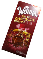Wonka Triple Chocolate Whipple, by Nestle,  and more Confectionery at The Professors Online Lolly Shop. (Image Number :5357)