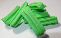 Fruit Sticks Minis - Green Lime, by Other/Sweets of Gold,  and more Confectionery at The Professors Online Lolly Shop. (Image Number :5450)