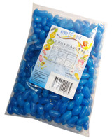 Metford Jelly Beans - Blue, by Metford Confectionery/Other,  and more Confectionery at The Professors Online Lolly Shop. (Image Number :6771)